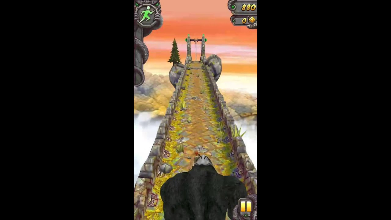 Temple Run 2 Gameplay 9 YouTube