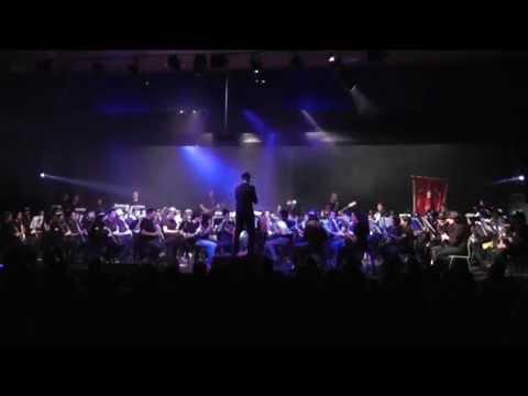 The Blues Brothers Revue. Banda Municipal de Música de Olula del Río