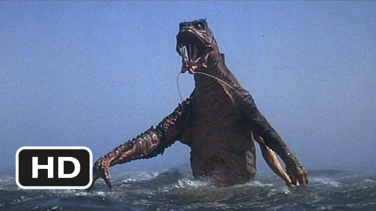 "Leviathan (1989) - Say ""Ahh"" Scene (11/11) 