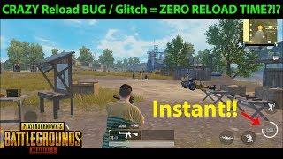 The RELOAD GLITCH Explained   ZERO Reload Time?!?!   PUBG Mobile 0.6.1