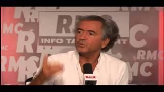"BHL sur Manuel Valls : ""Je l"