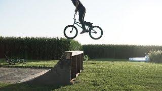 Grandpa still rides BMX? First Session at New MTF