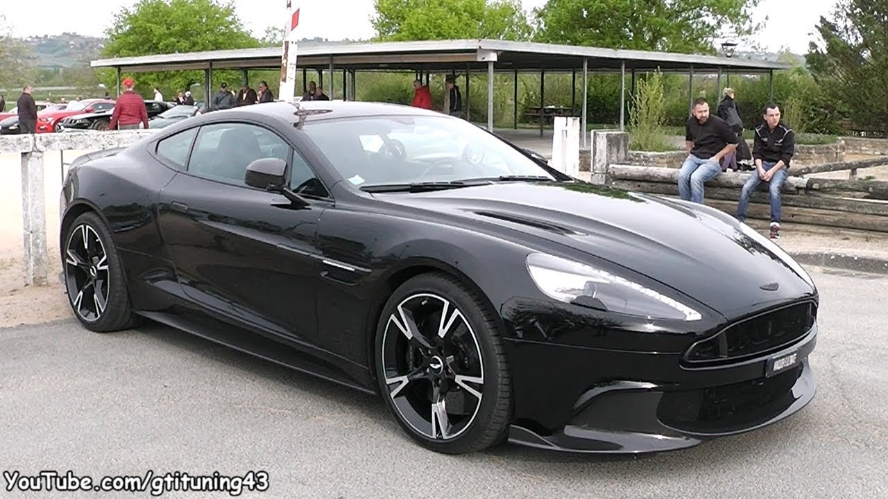 Aston Martin Vanquish S Sound And Accelerations Youtube