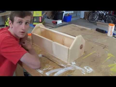 Make a $3.00 Toolbox | Great for Inexperienced Woodworkers!