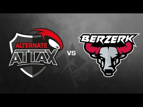 ALTERNATE aTTaX vs. Berzerk - 99Damage Liga Season #8 Playoffs (Train | Map 2)