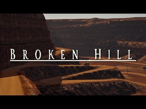 Cities Skylines: Broken Hill - Trailer -