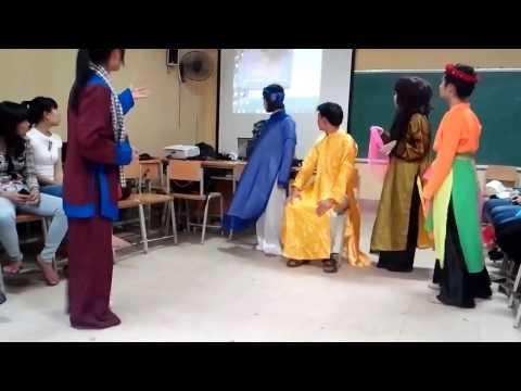 Kịch Môi trường - Nhóm 2 - K5C - Học viện Quản lý giáo dục