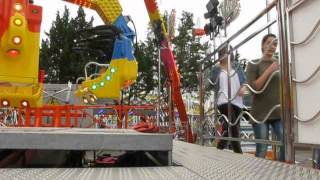 The amusement Park- Xtreme Spinner and other attractions- 27/10, 2012
