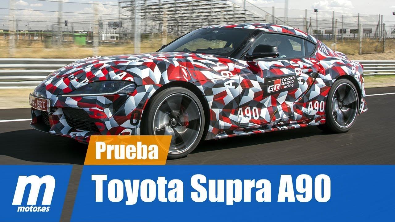 Toyota Supra A90 2019