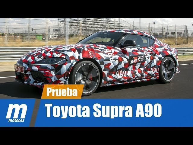 Toyota Supra A90 2019 | Primera toma de contacto / Review en Español