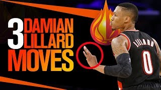 3 Deadly Damian Lillard Moves with NBA Skills Coach Drew Hanlen