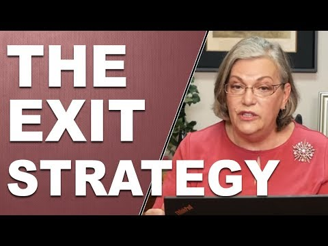 THE EXIT STRATEGY: Good For the Few...