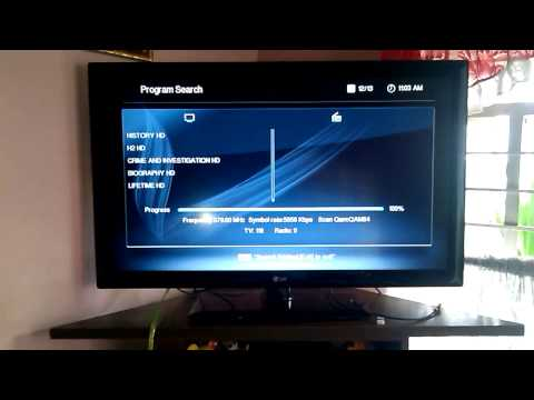 Kabayan Cable TV Digibox Setup