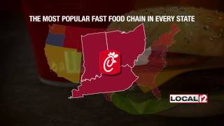 Most popular restaurant in the Tri-State is...
