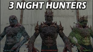 Dying Light - Trolling Survivors | 3 Night Hunters In One Lobby