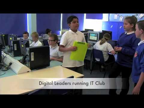 Maendy Primary School - 3rd Millennium Learning Award