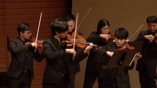 Samuel Barber: Adagio for Strings | Camerata Taiwan | Su-Han Yang