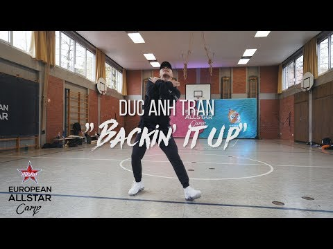 Pardison Fontaine - Backin' It Up (feat. Cardi B) | Choreography by Duc Anh Tran | EAC18