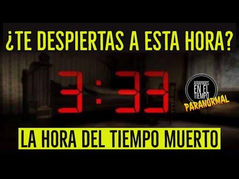 3:33 AM ¿QUE SUCEDE A ESTA HORA?