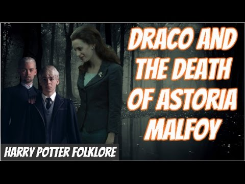 Draco and The Death Of Astoria Malfoy