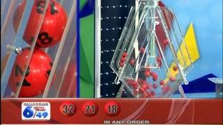 The Philippine Lotto Draw 01-13-13