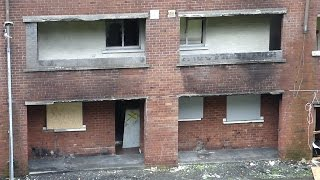 Flats to be demolished