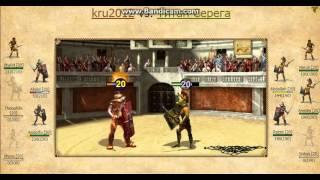 Гладиаторы онлайн игра
