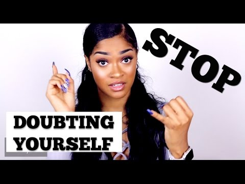 How to Stop Doubting Yourself | Sip & Spill Advice
