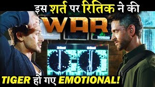 This Was The Big Condition Why Hrithik Roshan Signed War!