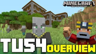 Minecraft Xbox 360/One: TU54 - FULL Overview w/ New Features!