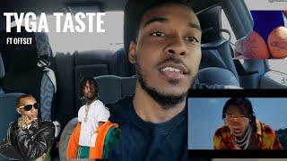 Tyga Taste Official Audio Ft Offset Reaction