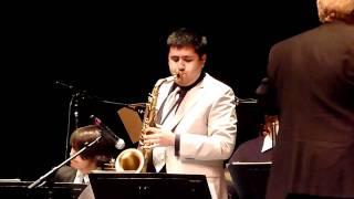 FCC Jazz Ensemble Delta Festial 2011 Joshua.MTS