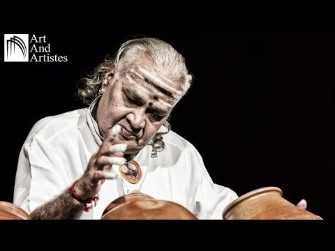 T H Vikku Vinayakram | Ganapathi Thalam | Ghatam | Instrumental | Art and Artistes