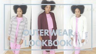 LOOKBOOK | Handmade Outerwear | Andrea Afrominx