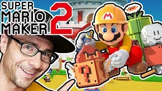 The Mario Maker 2 Story Mode is Incredible... // Mario Maker 2 Story Mode [#1]