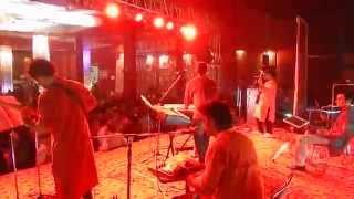 Download Hindi Video Songs - Delhi Puja Show 2013 Jhinka Chika Cover