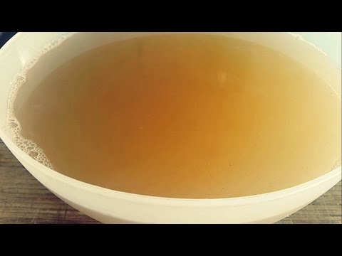 Fish Stock - Fish Broth - Fish Stock Recipe - How To Make Fish Stock - Seafood Stock