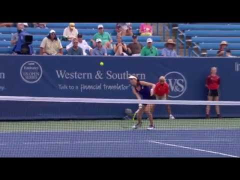 2016 Western & Southern Open Hot Shot | Johanna Konta