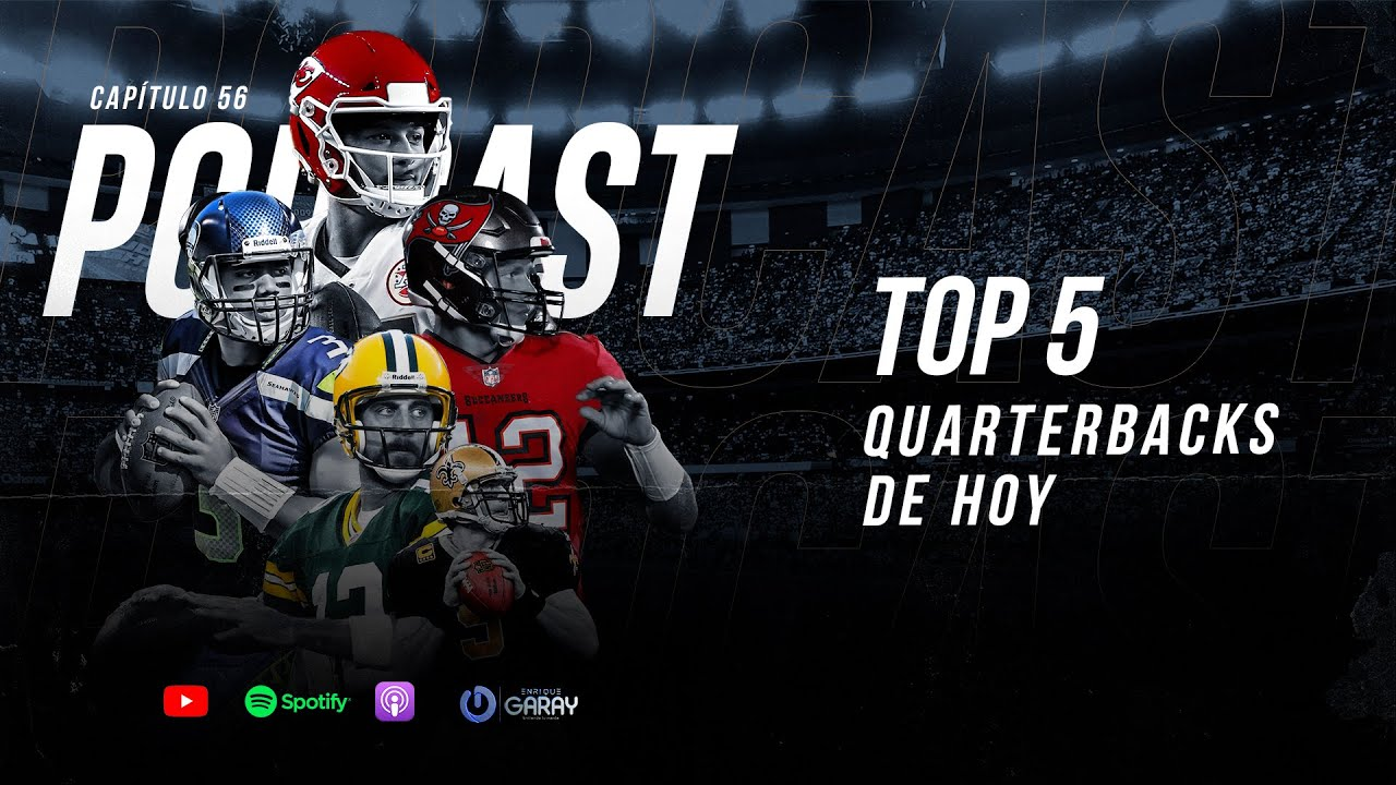 Top 5 Quarterbacks de Hoy [NFL 2020]
