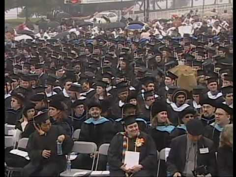 2009 UMass Boston Commencement