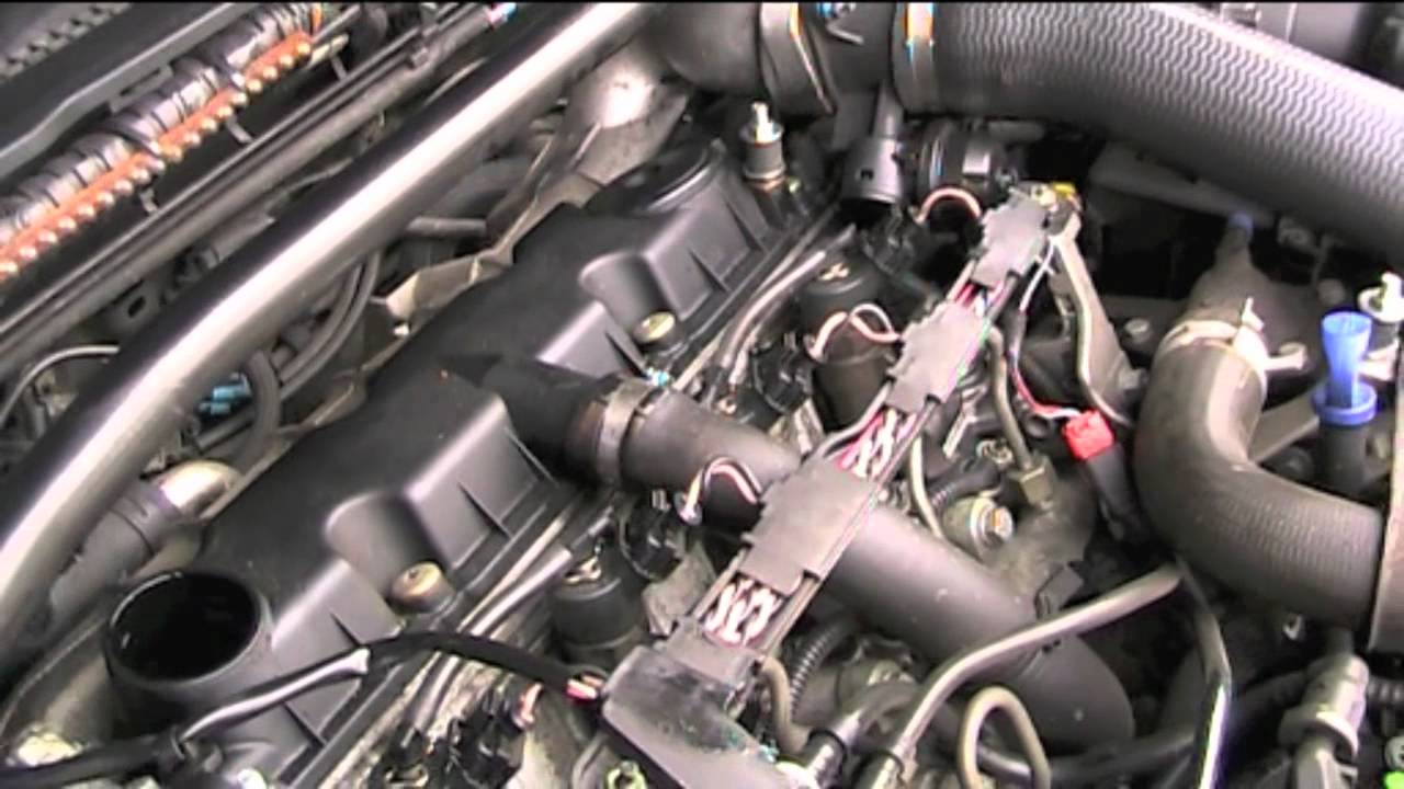 406 Hdi 110 Engine Maintanence Youtube