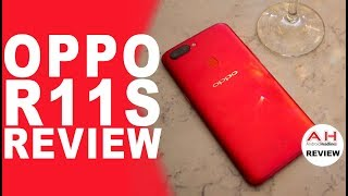 OPPO R11S Review - Red Dead Ringer