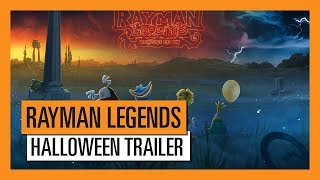 Rayman Legends: Definitive Edition - Halloween Trailer