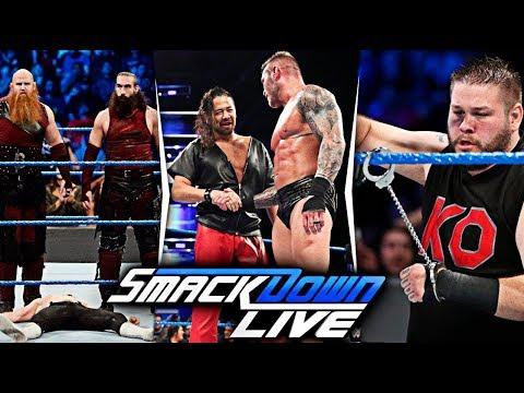 WWE Smackdown 12/5/ 2017 Highlights   WWE Smackdown 5 December 2017 Highlights HD thumbnail