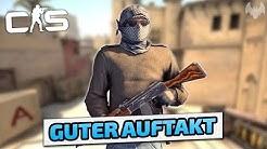 Guter Auftakt - Let's Play CS:GO - Deutsch German - Dhalucard