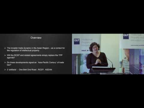Identity, Security and Trade: Professor Lisa Toohey (University of Newcastle)