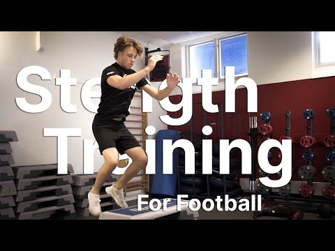 Total Body Football (Soccer) Strength Workout
