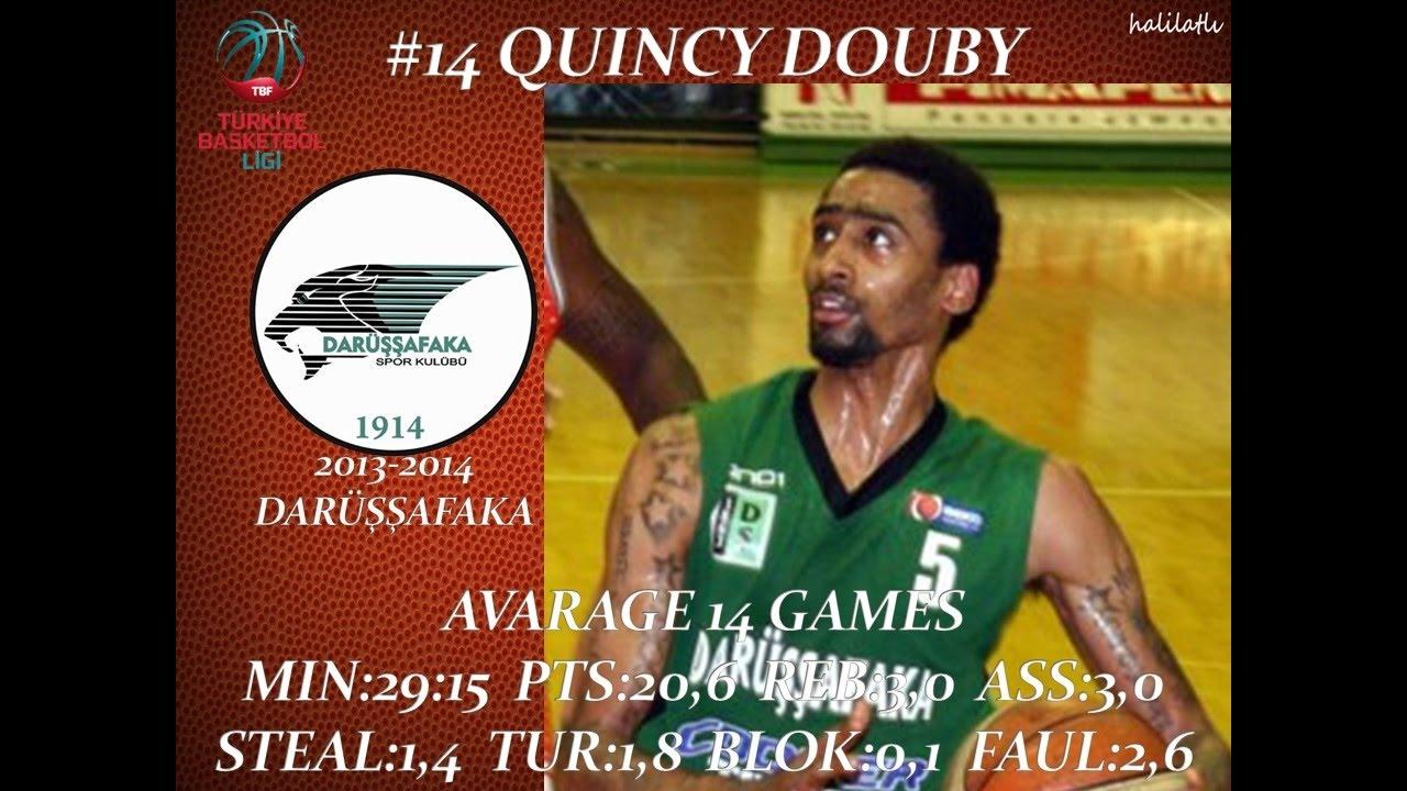Download Quincy Douby 2013-2014 Darüşşafaka TBL