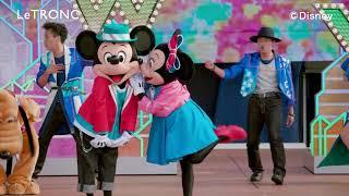ディズニーシーの「ハロー、ニューヨーク! 」迫力のダンスショー thumbnail