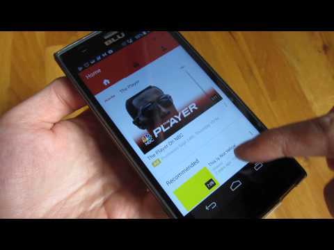 T-Mobile Network 4G LTE Reduced Slow Speed Demo (Throttled Data Plan to 128kbps)